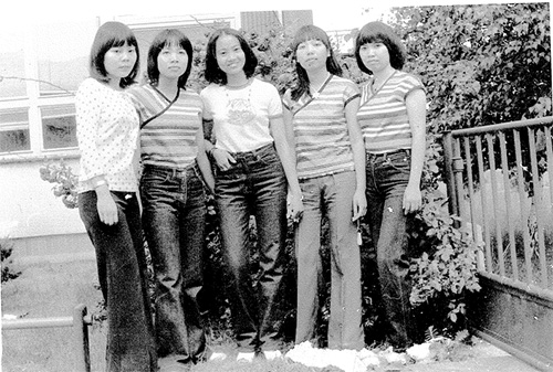 Vietnam fashion in the 1980s